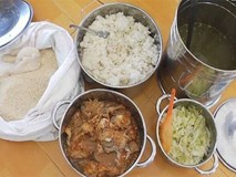 Công bố kết luận vụ tố Nhà trường cho trẻ ăn cơm gạo mốc