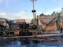 Xe bồn chở xăng lao vào nhà dân bốc cháy ngùn ngụt khiến 6 người chết: Tiết lộ nguyên nhân