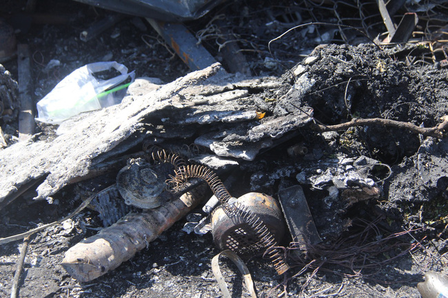 Danh tính 6 người chết trong vụ cháy xe bồn: 4 người trong một nhà, có 2 bé 6 tuổi-5