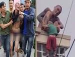Khởi tố gã đàn ông ngáo đá ném con từ mái nhà xuống đất tội giết người-2