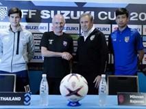 Với HLV Eriksson, Philippines sẵn sàng tranh ngôi vương AFF Cup
