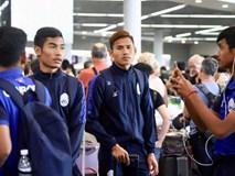 Đội tuyển Campuchia đã đặt chân tới Việt Nam mà không có sự dẫn dắt của HLV trưởng
