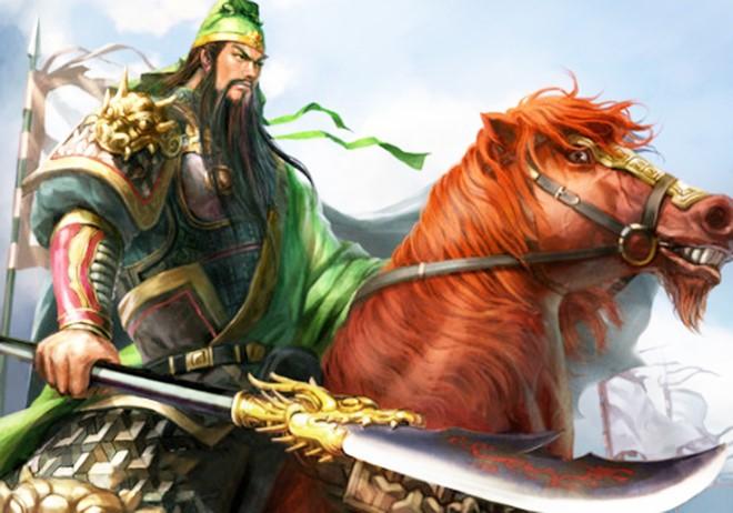 10 võ tướng mạnh nhất Trung Hoa: Quan Vũ đội sổ, Lữ Bố, Nhạc Phi vẫn thua nhân vật này-1