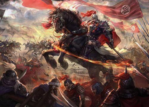 10 võ tướng mạnh nhất Trung Hoa: Quan Vũ đội sổ, Lữ Bố, Nhạc Phi vẫn thua nhân vật này-7