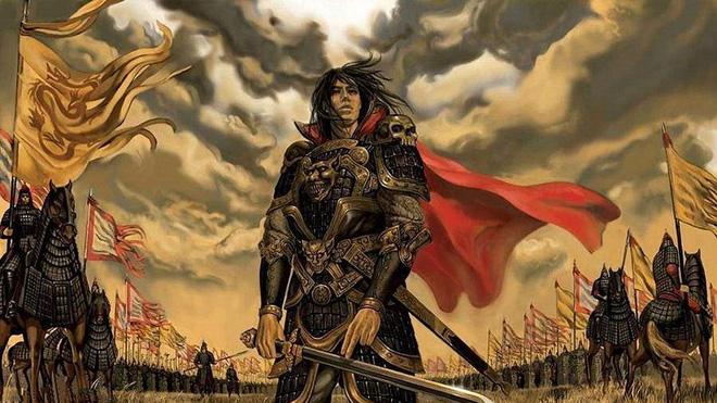10 võ tướng mạnh nhất Trung Hoa: Quan Vũ đội sổ, Lữ Bố, Nhạc Phi vẫn thua nhân vật này-9