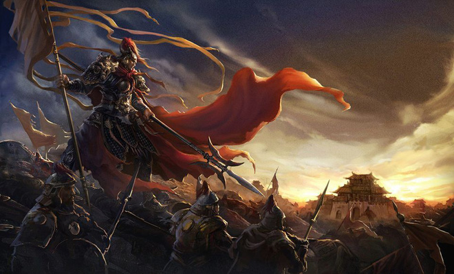 10 võ tướng mạnh nhất Trung Hoa: Quan Vũ đội sổ, Lữ Bố, Nhạc Phi vẫn thua nhân vật này-8
