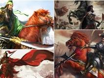 10 võ tướng mạnh nhất Trung Hoa: Quan Vũ