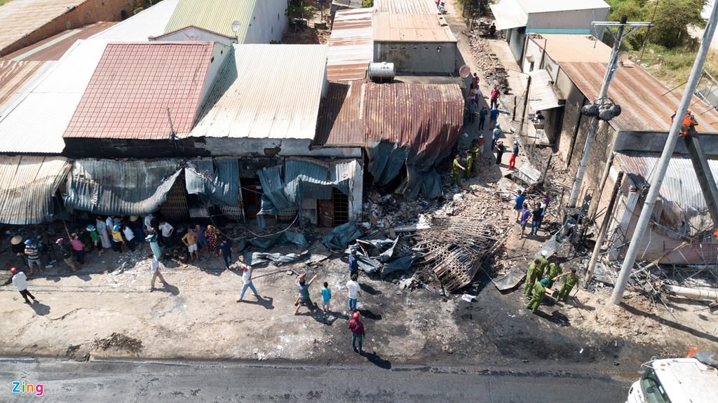 Cháy xe bồn chở xăng ở Bình Phước: Thần chết đến trong giấc ngủ-3