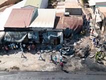 Cháy xe bồn chở xăng ở Bình Phước: Thần chết đến trong giấc ngủ
