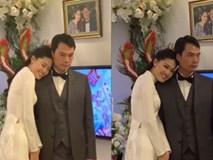 Lần đầu tiết lộ khoảnh khắc ngọt ngào riêng tư của Á hậu Thanh Tú và chồng mới cưới U40