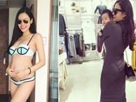Nàng Hoa hậu 'bốc lửa': Mang bầu ngập trong tủi hờn, sau sinh tụt 15 cân vì chồng phản bội