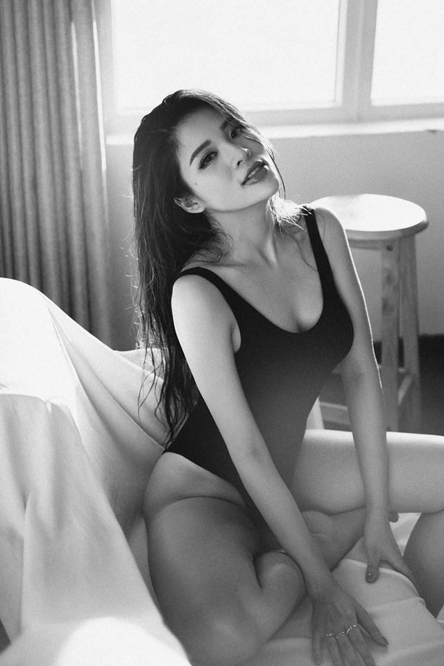 Nàng Hoa hậu bốc lửa: Mang bầu ngập trong tủi hờn, sau sinh tụt 15 cân vì chồng phản bội-8