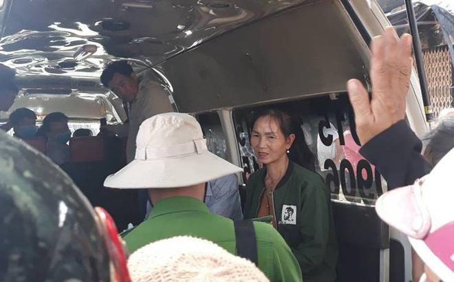 Đám cháy lại bốc lên sau vụ lật xe bồn chở xăng 6 người chết ở Bình Phước-1