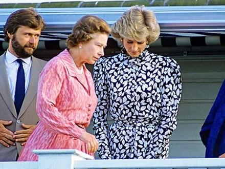 Công nương Diana nhiều lần tìm đến mẹ chồng khóc lóc nhưng phản ứng của Nữ hoàng Anh mới khiến người ta