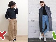 9 lỗi ăn mặc mà các nàng