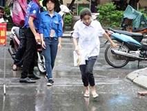 Khẩn cấp: Học sinh TP.HCM nghỉ học từ 12 giờ trưa nay