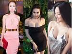 Lạ kì câu chuyện vòng 1 sao Việt: người ngồn ngộn bất thường, người ngày càng xẹp lép-20