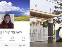 Dân mạng phẫn nộ, truy tìm ra Facebook cô giáo bắt học sinh tát bạn 231 cái