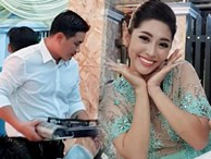 Cận cảnh không gian lễ vu quy của Hoa hậu Đại dương Đặng Thu Thảo cùng chồng doanh nhân điển trai sinh năm 1989