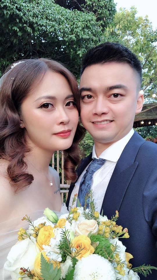 Con trai cơ phó vừa hủy hôn, con gái nghệ sĩ Hương Dung bất ngờ lên xe hoa, nhìn nhan sắc cô dâu ai cũng ngỡ ngàng-3