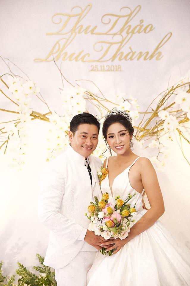 Hoa hậu Đại dương Đặng Thu Thảo tổ chức đám cưới với ông xã doanh nhân tại Cần Thơ-2