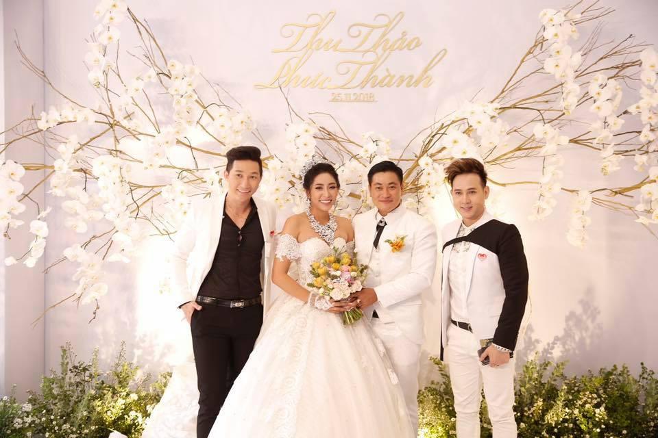 Hoa hậu Đại dương Đặng Thu Thảo tổ chức đám cưới với ông xã doanh nhân tại Cần Thơ-7