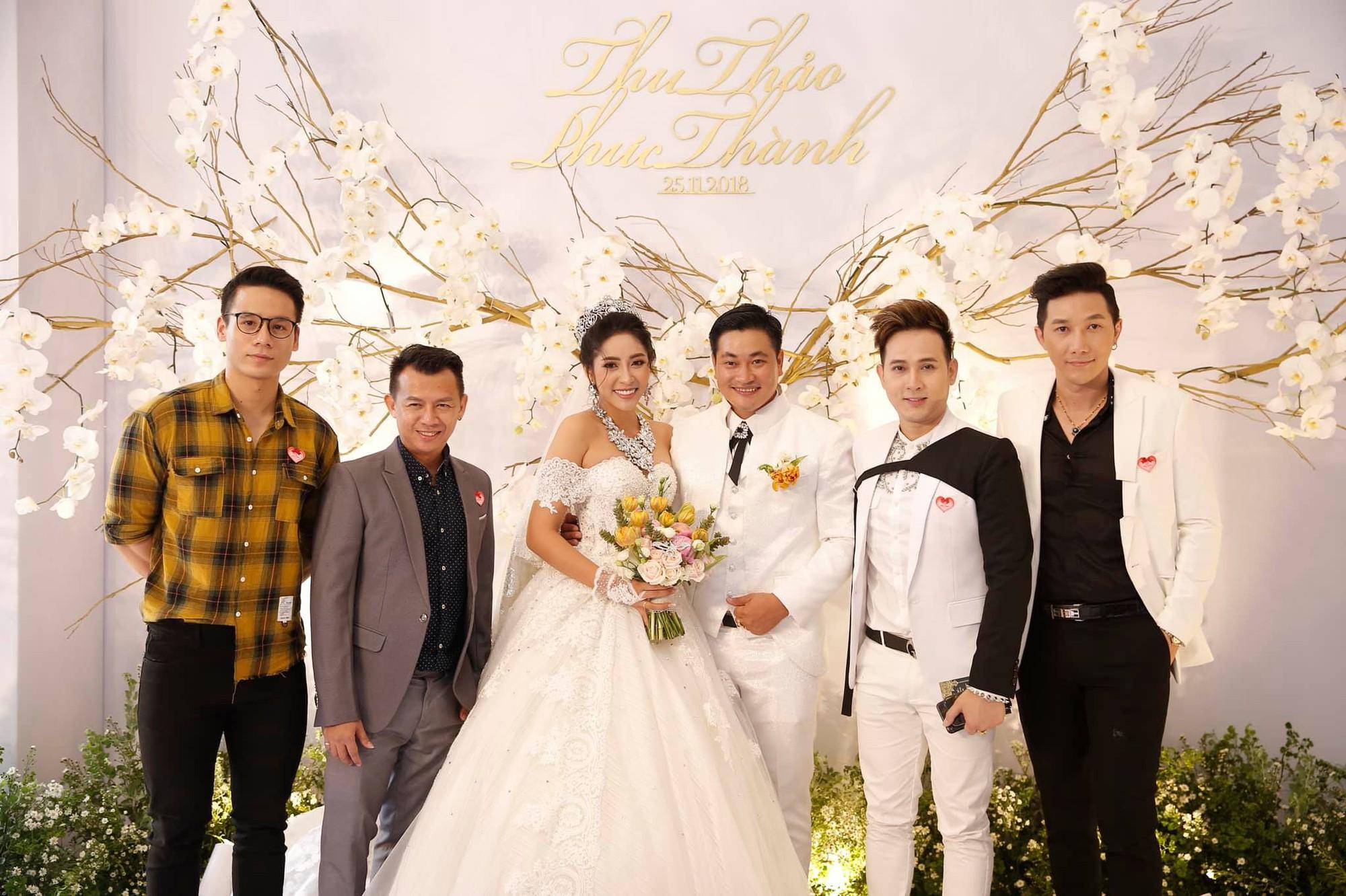 Hoa hậu Đại dương Đặng Thu Thảo tổ chức đám cưới với ông xã doanh nhân tại Cần Thơ-8