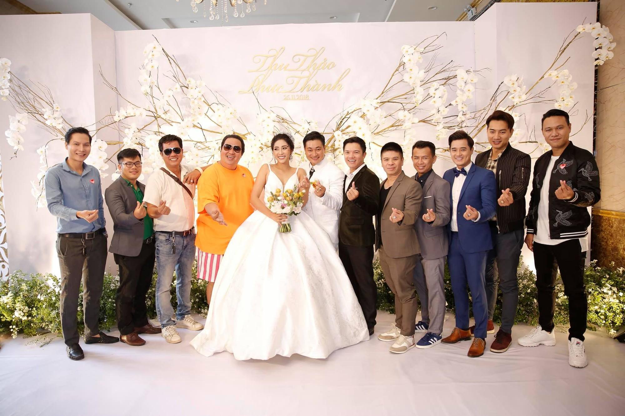Hoa hậu Đại dương Đặng Thu Thảo tổ chức đám cưới với ông xã doanh nhân tại Cần Thơ-9