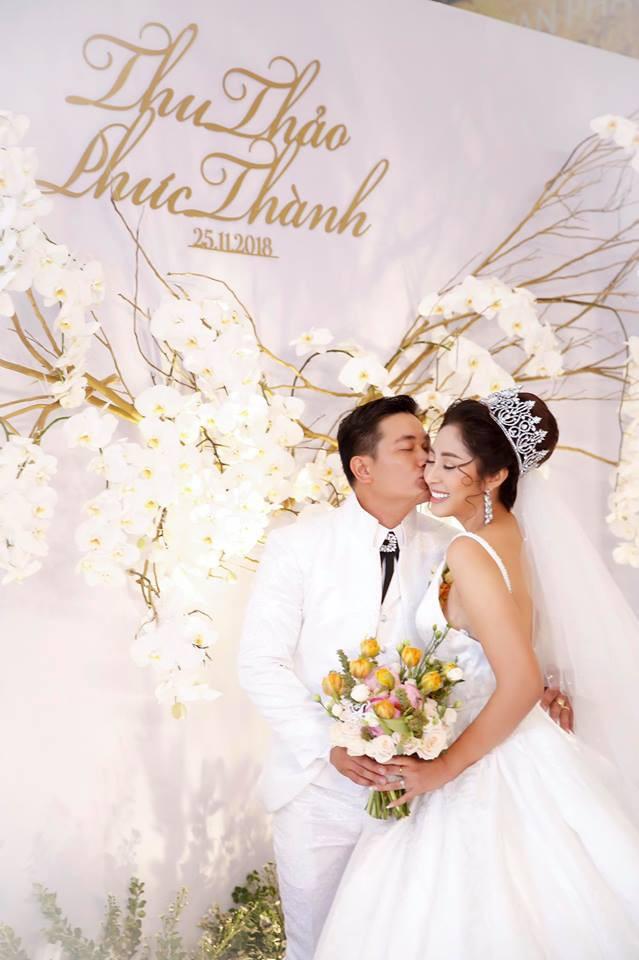 Hoa hậu Đại dương Đặng Thu Thảo tổ chức đám cưới với ông xã doanh nhân tại Cần Thơ-1