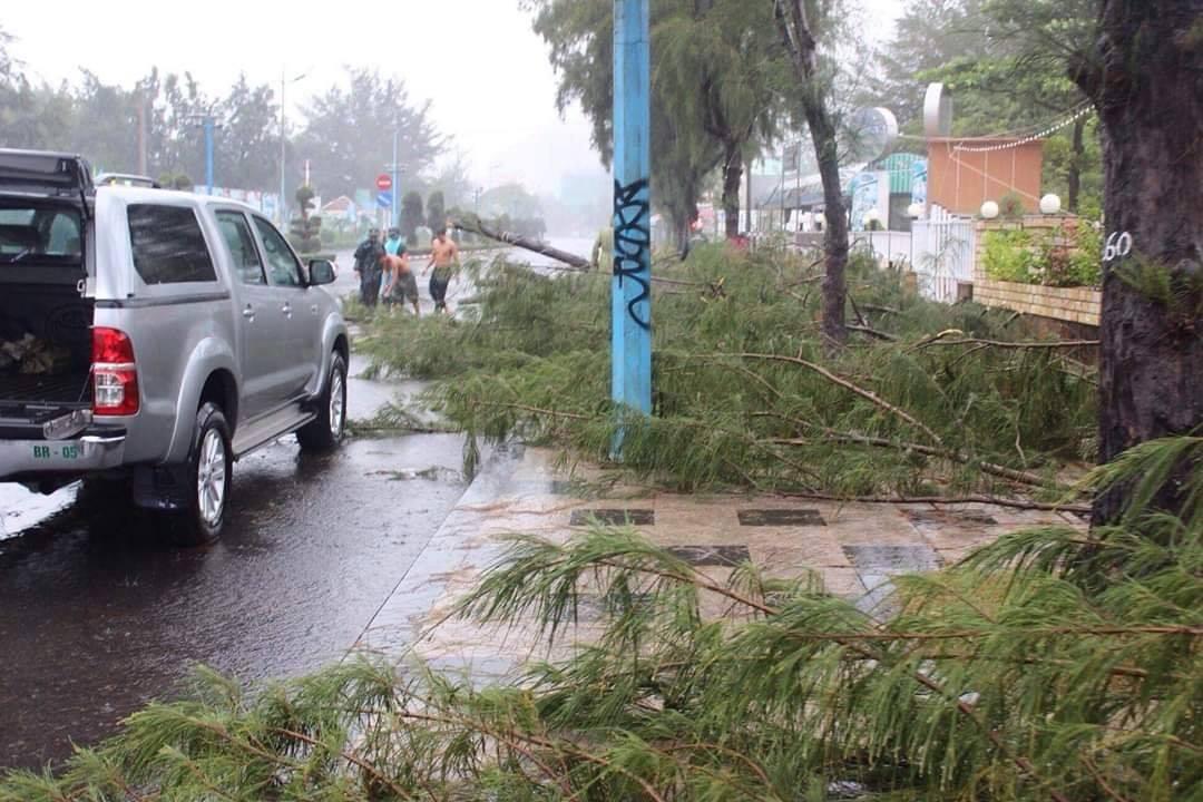 Nóng: Tất cả học sinh tại TPHCM được nghỉ học cả ngày thứ 2 (26/11) do ảnh hưởng của bão số 9-3