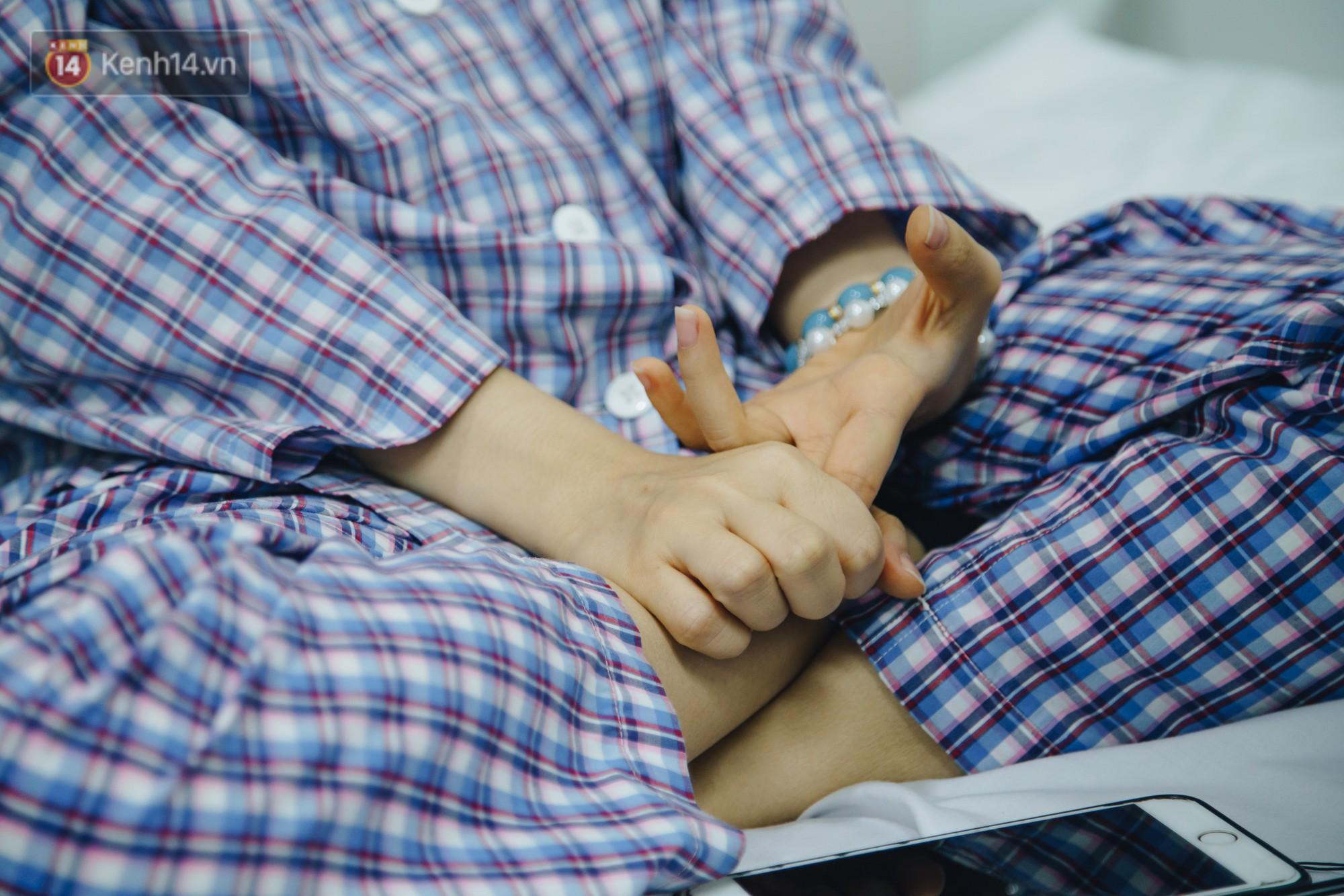 Thức đến 2h sáng, ăn đồ xào rán và lê la quán hàng - Thói quen của cô giáo 24 tuổi mắc ung thư gan giai đoạn 3 trở thành lời cảnh tỉnh người trẻ-2