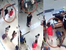 Clip: Chân dung con trai nguyên chủ tịch huyện đánh nhân viên sân bay