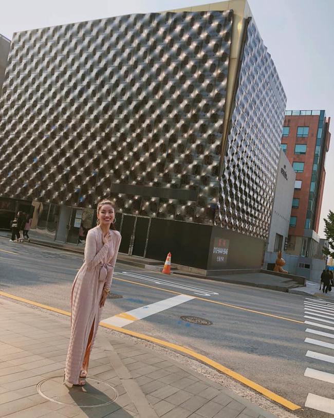 Street style tuần này: Hằng Túi huýt sáo đi đẻ được mọi người khen hết lời vì diện váy vừa đẹp lại sang-11