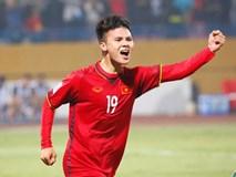 Quang Hải lọt vào cuộc bầu chọn cầu thủ hay nhất trên trang chủ AFF Cup nhưng đây là điều kỳ quặc khiến tất cả