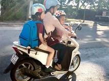 """Một lần nữa hình ảnh """"bình dân"""" của 3 mẹ con nữ Diva giàu có Hồng Nhung lại trở thành tâm điểm gây chú ý"""