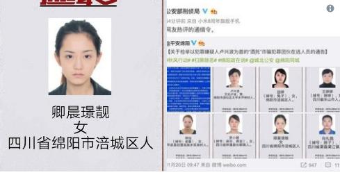Nữ nghi phạm nổi tiếng khắp Trung Quốc vì quá xinh đẹp-2