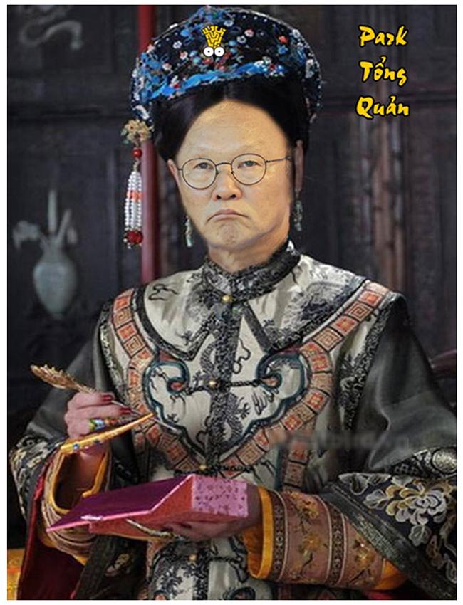HLV Park Hang Seo và những ảnh chế hài hước của cư dân mạng-2