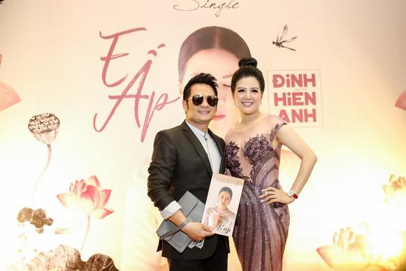 Thân thế ít biết của ca sĩ Đinh Hiền Anh - người vừa kết hôn với Thứ trưởng Bộ Tài chính-9