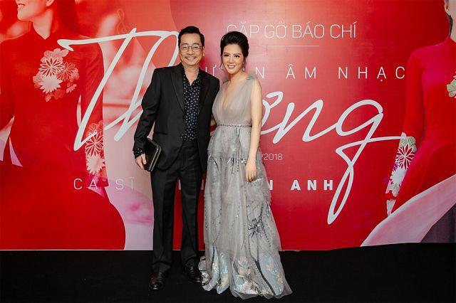 Thân thế ít biết của ca sĩ Đinh Hiền Anh - người vừa kết hôn với Thứ trưởng Bộ Tài chính-6