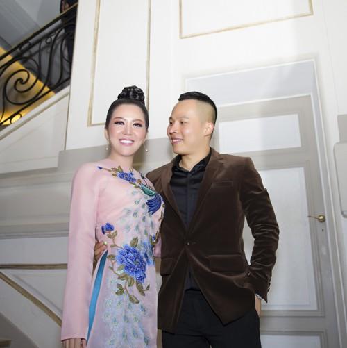 Thân thế ít biết của ca sĩ Đinh Hiền Anh - người vừa kết hôn với Thứ trưởng Bộ Tài chính-10