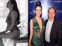 Thân thế ít biết của ca sĩ Đinh Hiền Anh - người vừa kết hôn với Thứ trưởng Bộ Tài chính