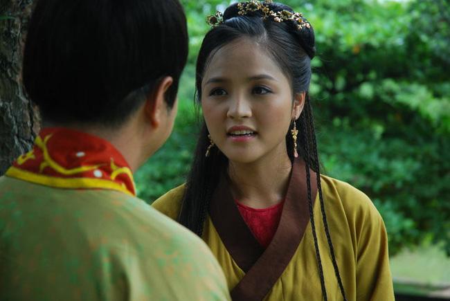 Từ mẹ bỉm sữa nhạt nhòa, My sói Thu Quỳnh đã lột xác ngoạn mục thành mỹ nhân màn ảnh Việt-3