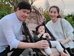 Đặng Thu Thảo khoe ảnh hạnh phúc cùng chồng và con gái cưng để chào đón năm mới-4