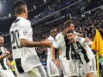 Ronaldo tỏa sáng đưa Juventus vào vòng 1/8 Champions League