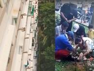 Bé trai 2 tuổi rơi từ tầng 11 xuống đất, thoát chết thần kỳ nhờ chiếc bỉm đang mặc