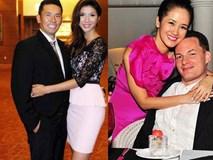Sao Việt lấy chồng Tây: Sớm nở tối tàn?