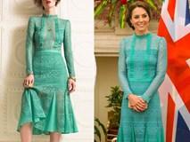 Sửa đồ đỉnh cao như Công nương Kate: biến đồ hiệu sexy thành đạt chuẩn Hoàng gia