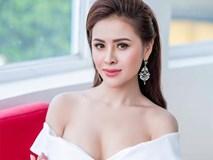 Á hậu Thư Dung mở lại trang cá nhân sau gần 3 tháng khóa vì nghi án bán dâm