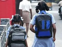 Học sinh đau lưng vì mang cặp quá nặng, quốc gia này đã nghiêm cấm nhà trường giao bài tập về nhà