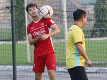 Văn Toàn mang đến tin vui cho đội tuyển Việt Nam và người hâm mộ